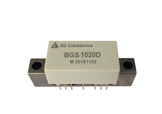 1.0G PD BGS10XXD Series 1.0GHz GaAs Power Doubler Gain Block