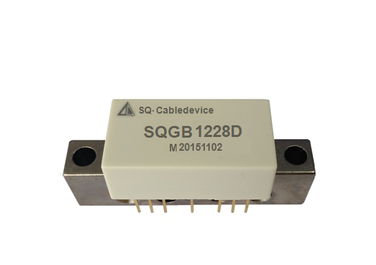 1.2G PD SQGB12XXD series 1.2GHz GaAs Power Doubler Gain Block