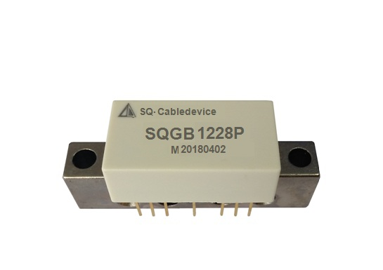 SQGB12XXP Series 1.2GHz Gain Block